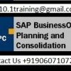 SAP BPC 10 Training Strictly as per  SAP Training Curriculum