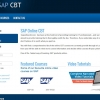 SAP Online CBT