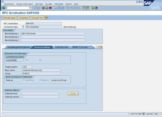 how to apply support packages in sap