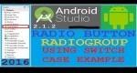Android Radio Button & Radio Groups Basics