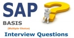 45 SAP BASIS Multiple Choice Objective Type Interview Questions and Answers