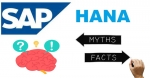 SAP HANA Misconceptions