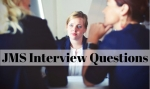 JMS Interview Questions and Answers