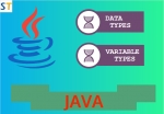 Variable Types and Data types in Java