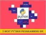 IDE for Python Programming language on Windows