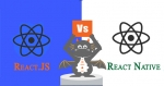 Difference between React.js and React Native