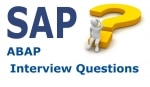1000 SAP ABAP Interview Questions and Answers