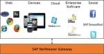SAP NetWeaver Gateway Overview
