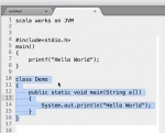 Code Example- Getting Started with Scala
