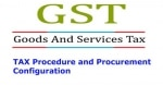 GST IN Procurement Configuration in SAP