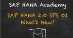 New Features of SAP HANA Platform 2.0