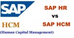 Difference between SAP HR and SAP HCM