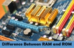 Difference between RAM and ROM with Comparison Chart