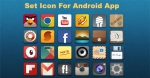 Set or Change Icon for Android App