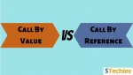 Difference Between Call By Value and Call by Reference with Comparison Chart