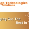 High Technologies Solutions Training Institute