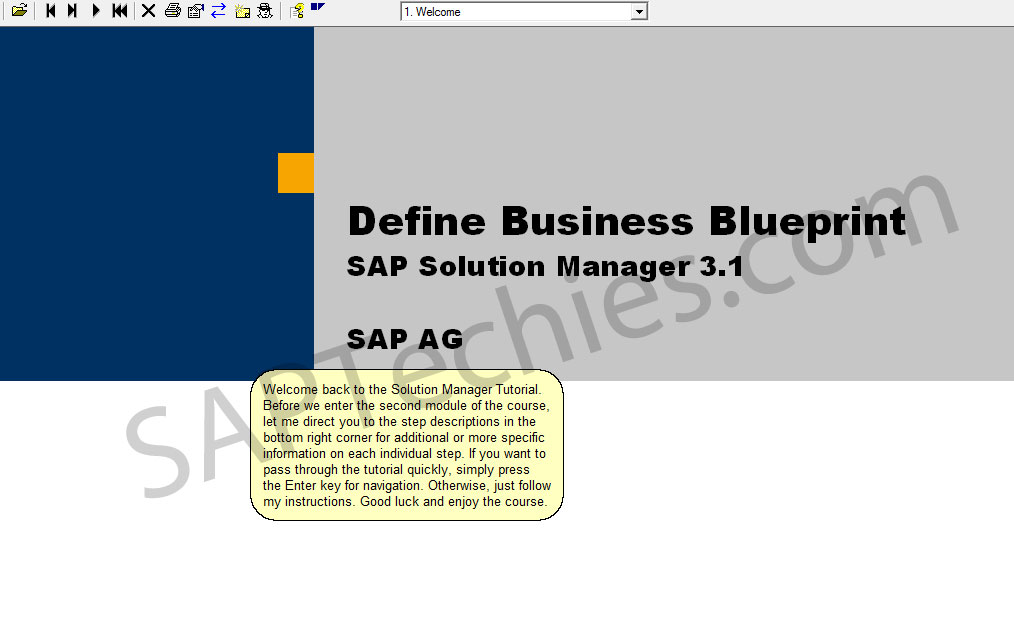 Define business blueprint sap solution manager 31 stechies define business blueprint sap solution manager 31 malvernweather Choice Image