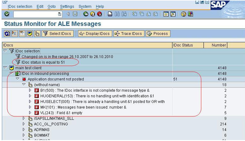 how to reprocess the idoc  inbound  u0026 outbound   in sap sd