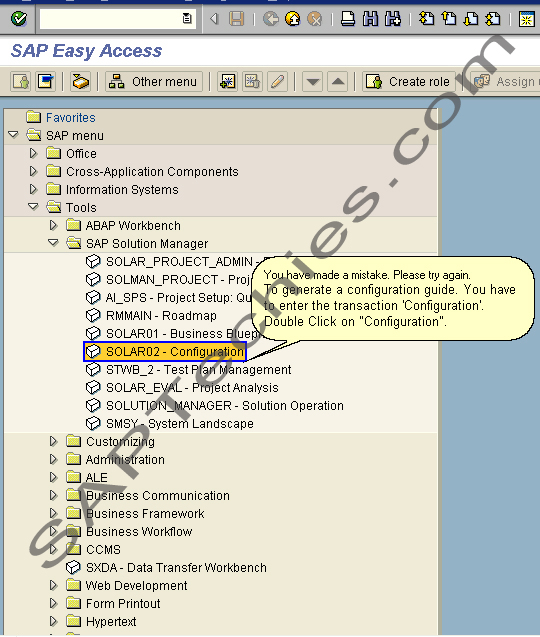 solution manager configuration guide generation sap easy access rh stechies com SAP Modules SAP Treasury Workstation