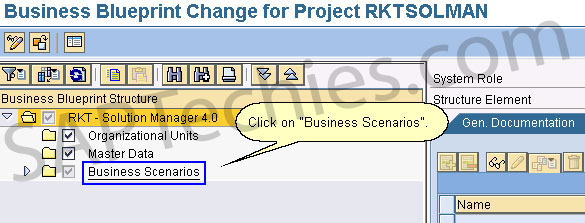 Check in check out functionality sap solution manager 40 in business blueprint change for project rktsolman click to expand malvernweather Image collections
