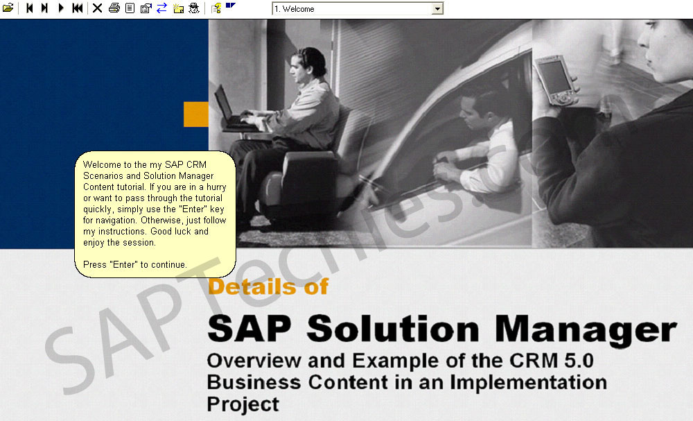 how to start a career in sap