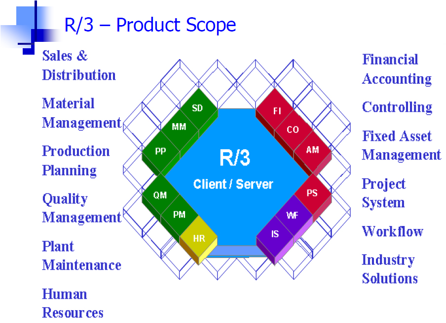 Sap R 3 Overview R 3 Produt Scope In Sap Abap Stechies