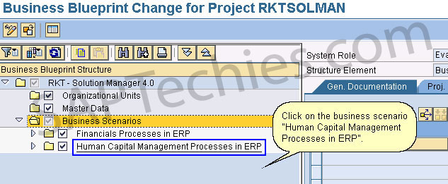 Check in check out functionality sap solution manager 40 in business blueprint change for project rktsolman click to open the menu malvernweather Choice Image