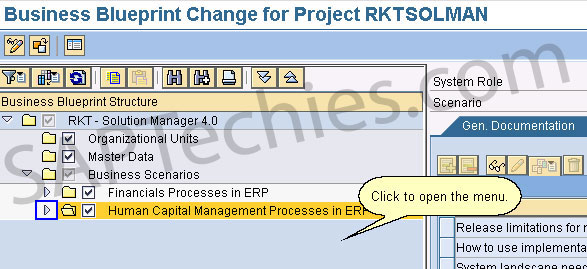 Check in check out functionality sap solution manager 40 in business blueprint change for project rktsolman malvernweather Image collections