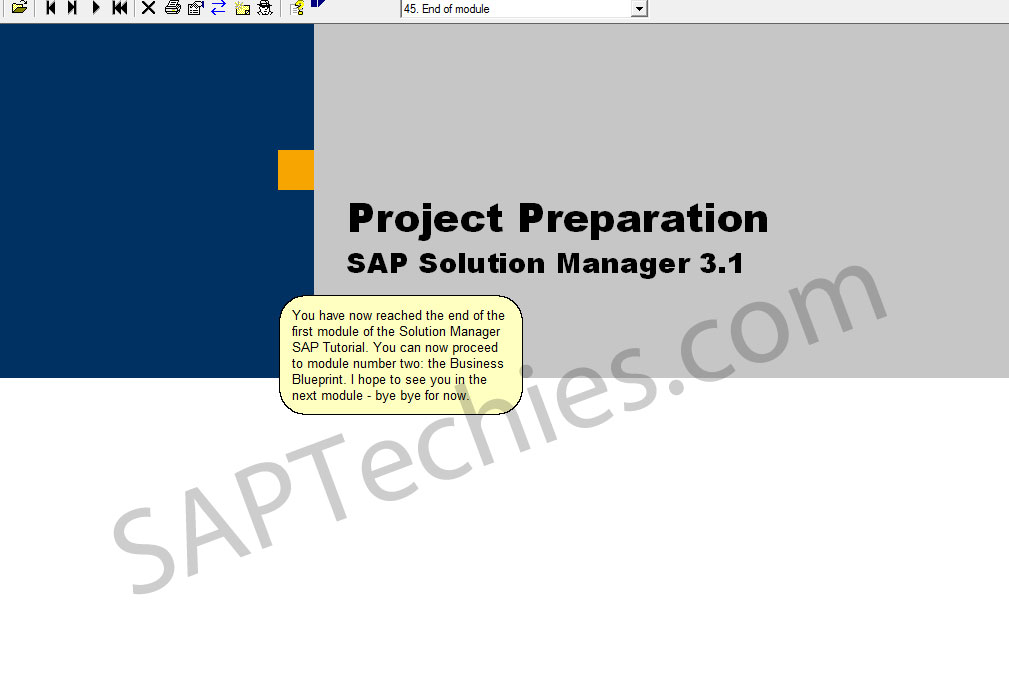 Project preparation sap solution manager 31 stechies malvernweather
