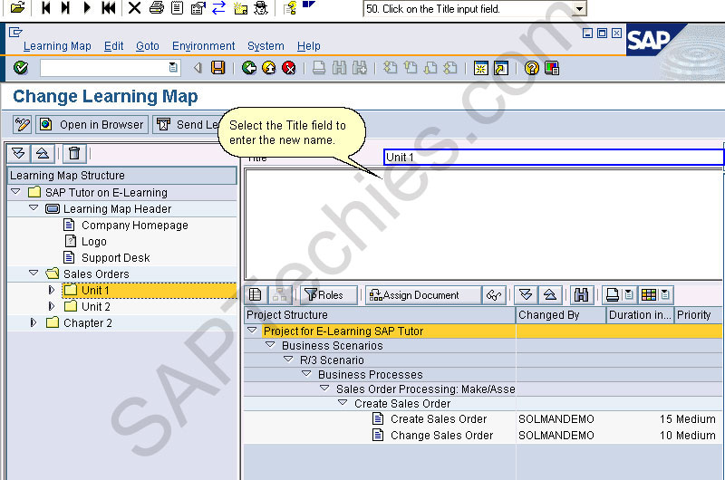 sap solution manager learning material pdf