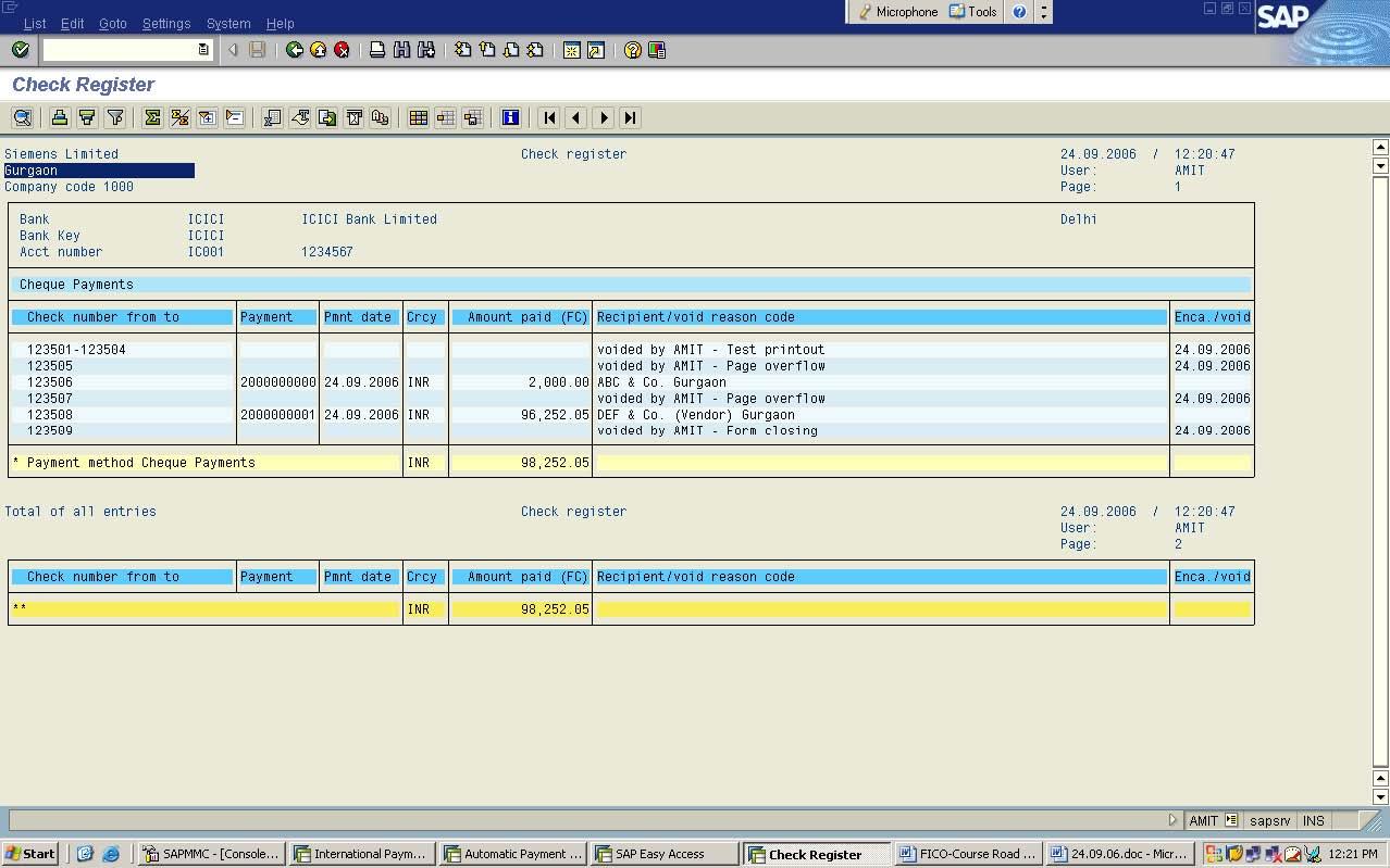intercompany configuration in sap fico pdf