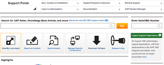 Hana oracle sap