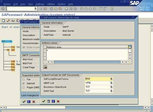 Outgoing Email Configuration Step By Step in SAP BASIS