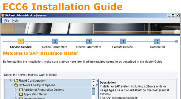 sap ecc6 ides installation on windows server and oracle 10