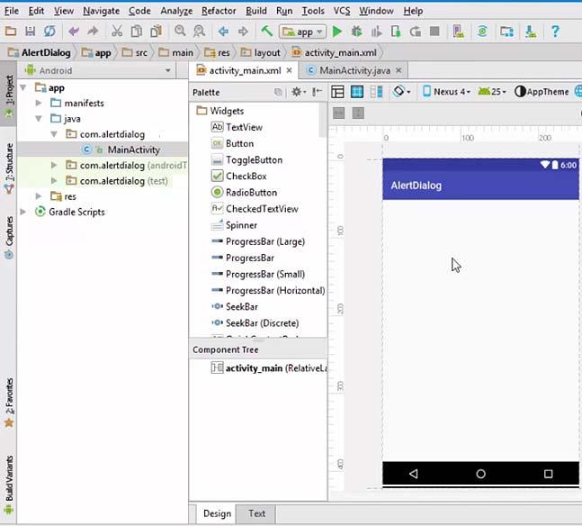 Forum android studio tutorial pdf