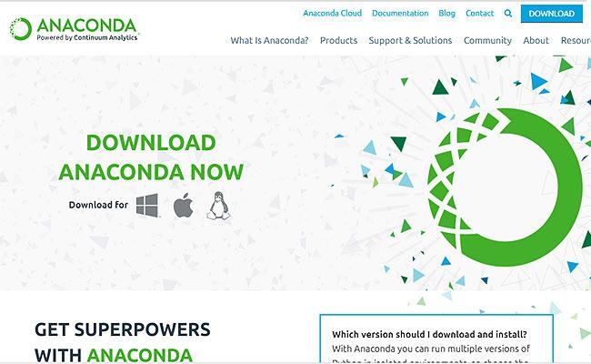 Install Anaconda on Windows in Python