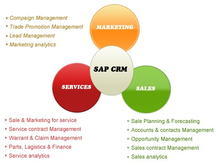 SAP Corporate PPT Template