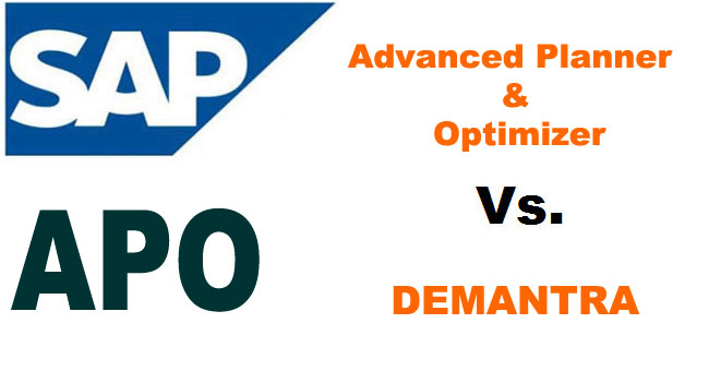 difference between apo and demantra