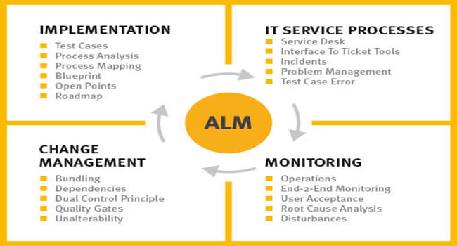 SAP Application Lifecycle Management (ALM) in SAP IT Management