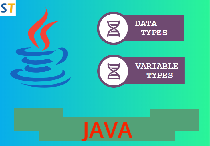 Java-Data-Variable-Types