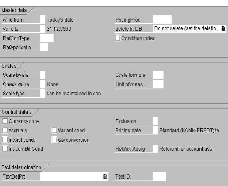 Tax On sales / Purchases Configuration Steps in SAP SD