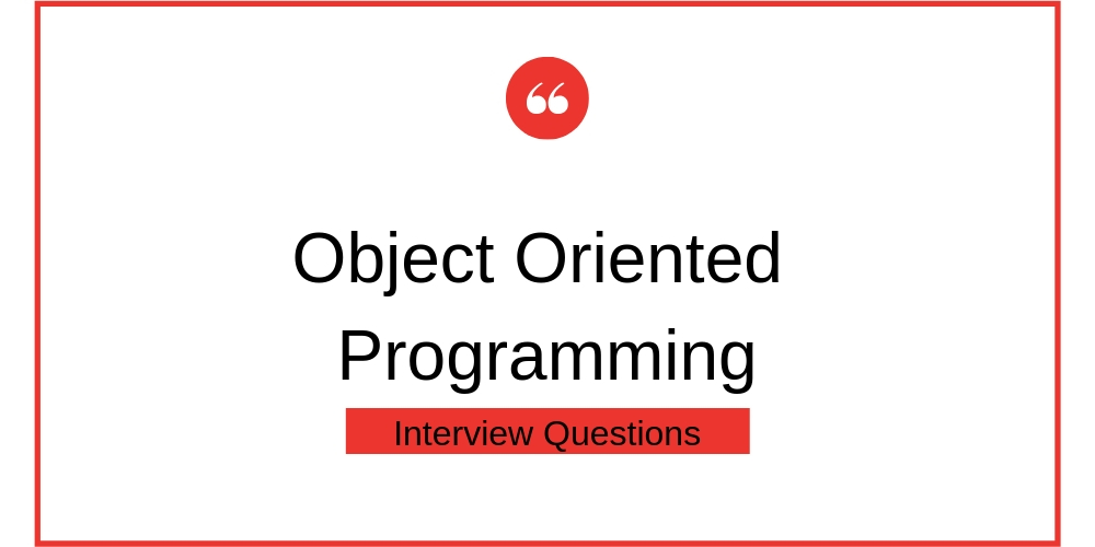 Object Oriented Programming Mcq With Answers Pdf