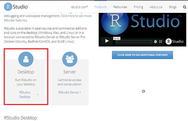 Download RStudio Step by Step Process in R Programming Language