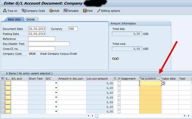 How to Create a Screen Variant with Transaction SHD0 ? in SAP FICO