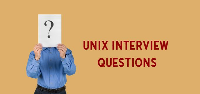 Unix-Interview-Questions