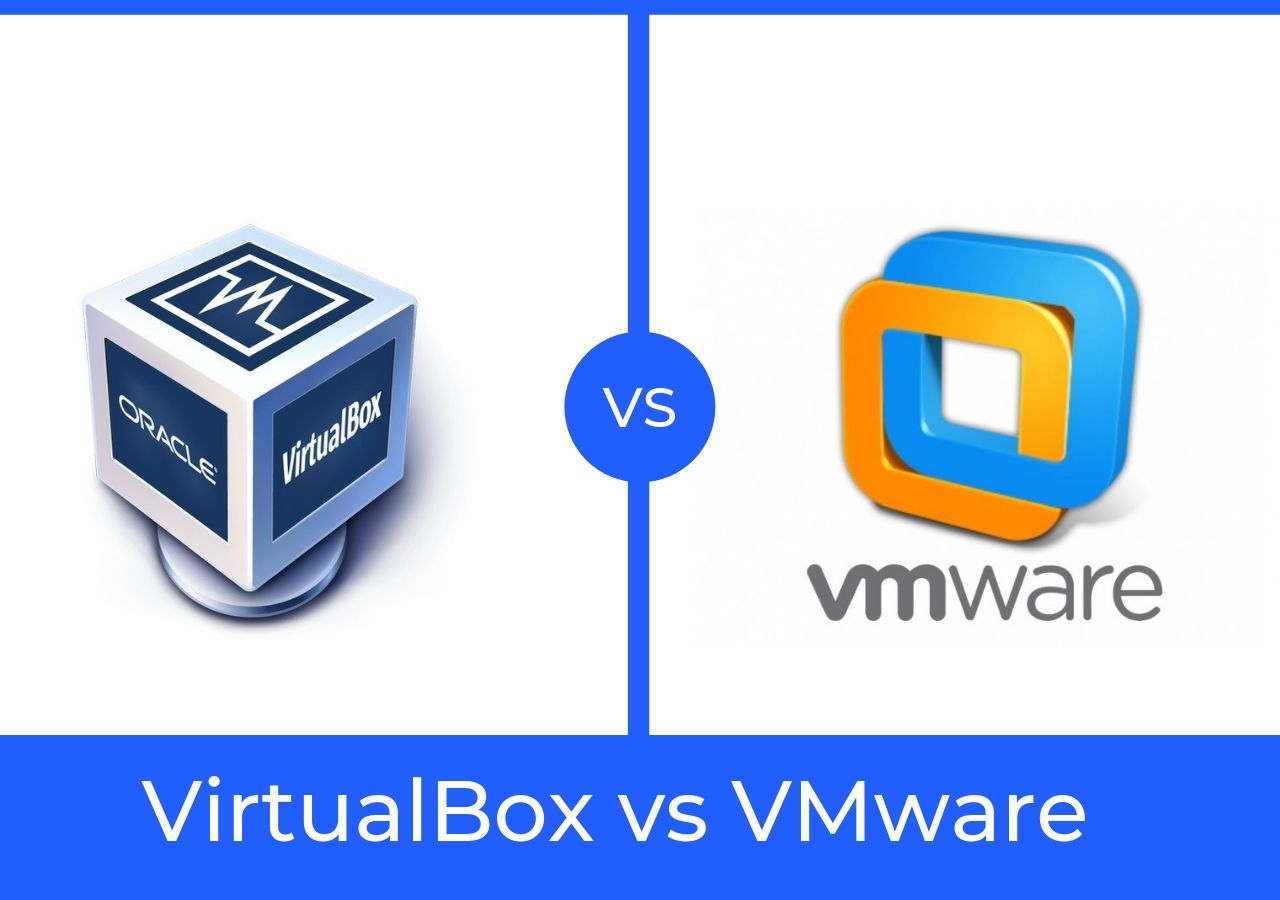 VirtualBox vs VMware - Difference and Comparison