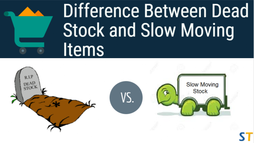 Difference between Dead Stock and Slow Moving Items in SAP MM