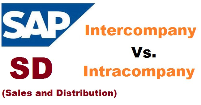 Difference between Intercompany and Intracompany