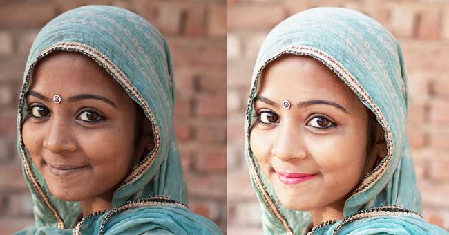 How to Clean Face and Make Skin Fair in Photoshop