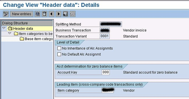 Difference between Header Data and Item Data in SAP ABAP